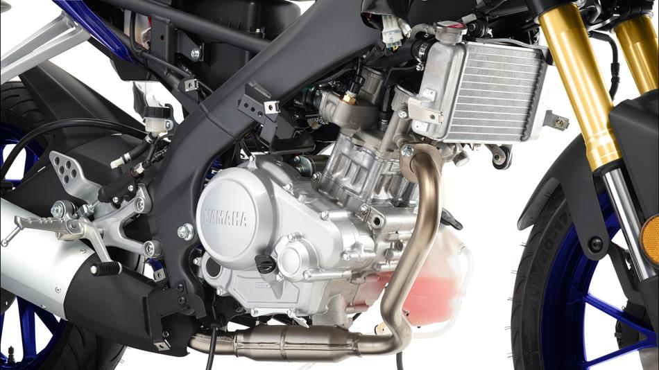 Yamaha YZF-R125 Engine