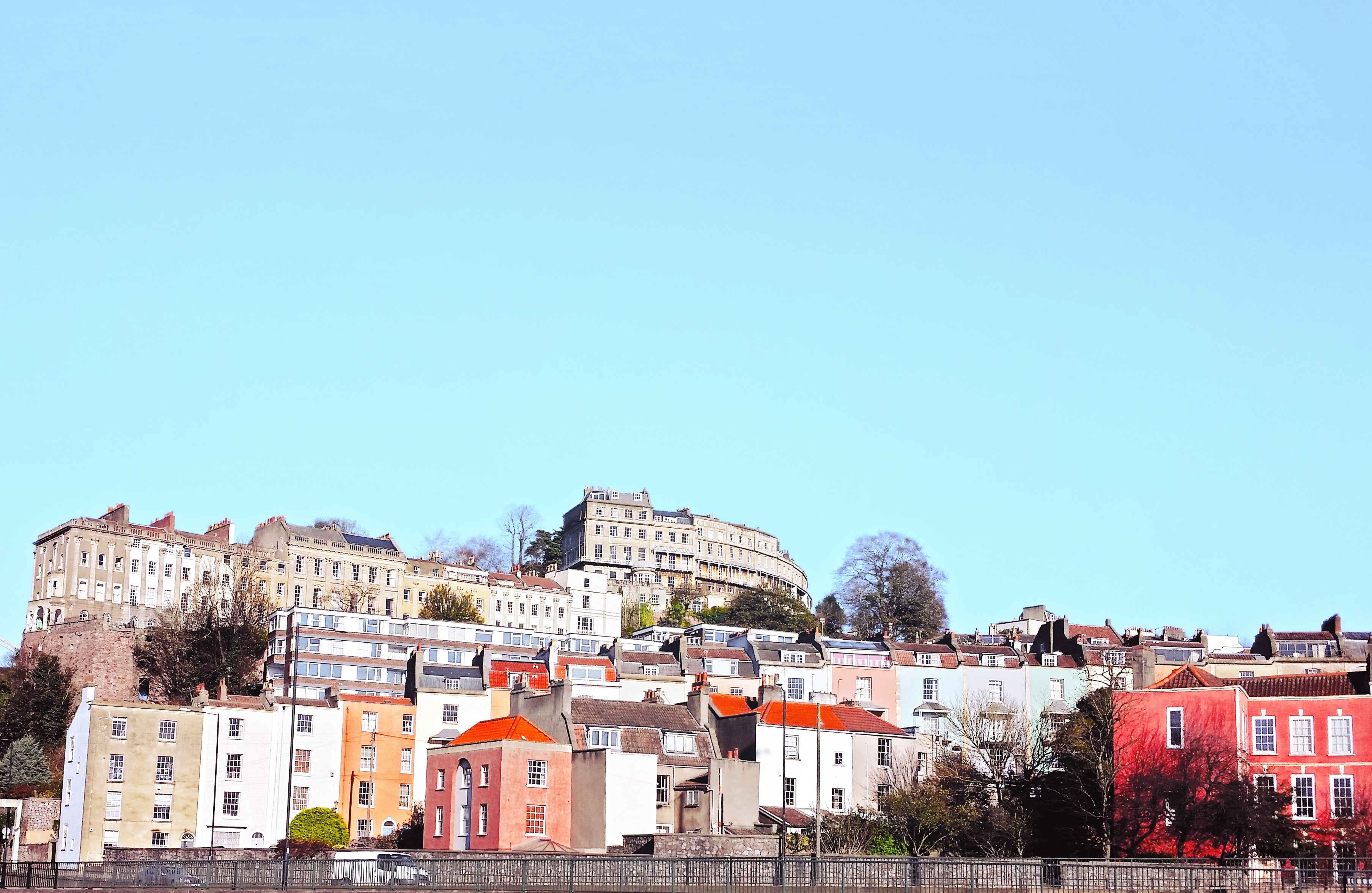 Bristol suburbs