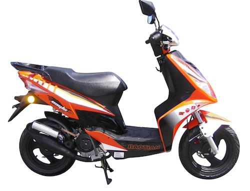 Baotian Eagle 50 GT