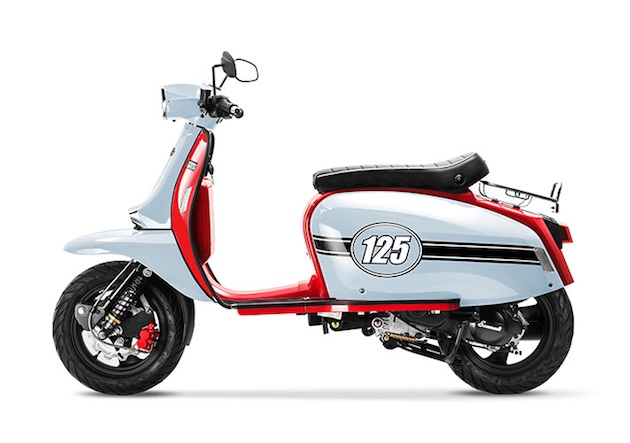 Scomadi TL125 (Air Cooled)