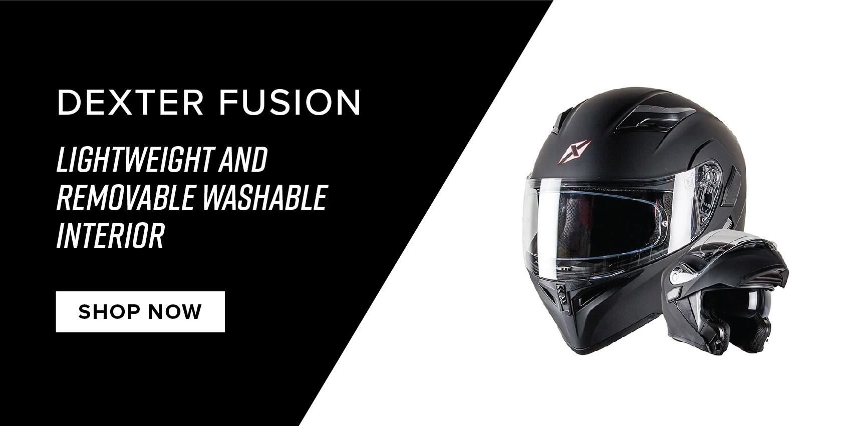 Dexter Fusion Helmet