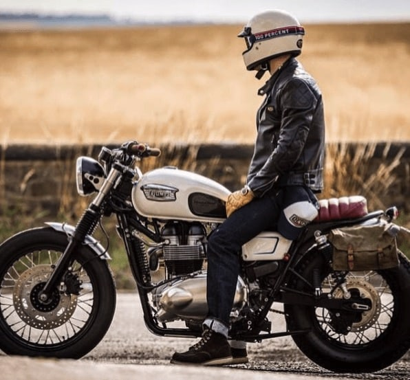 learn to ride a motorcycle on triumph
