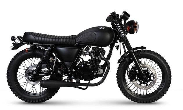Mutt Motorcycles - The Blackest Sabbath 125 LTD