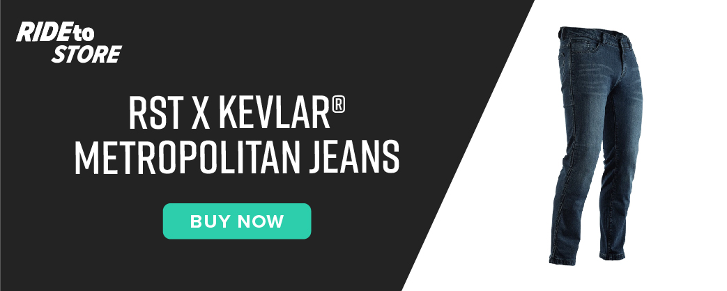 RST X Kevlar Metropolitan Jeans