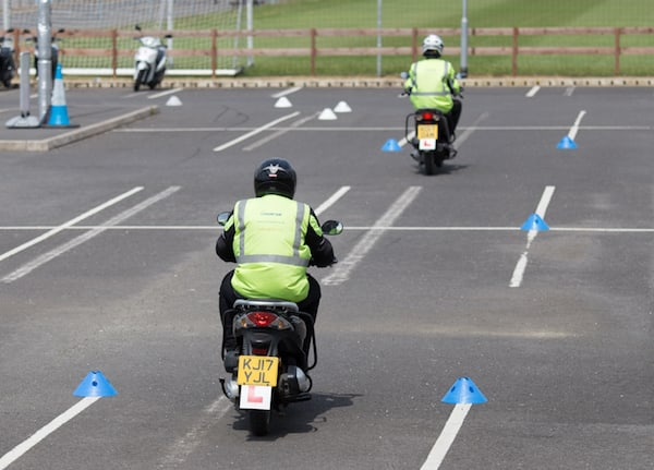 People taking part in a CBT Test
