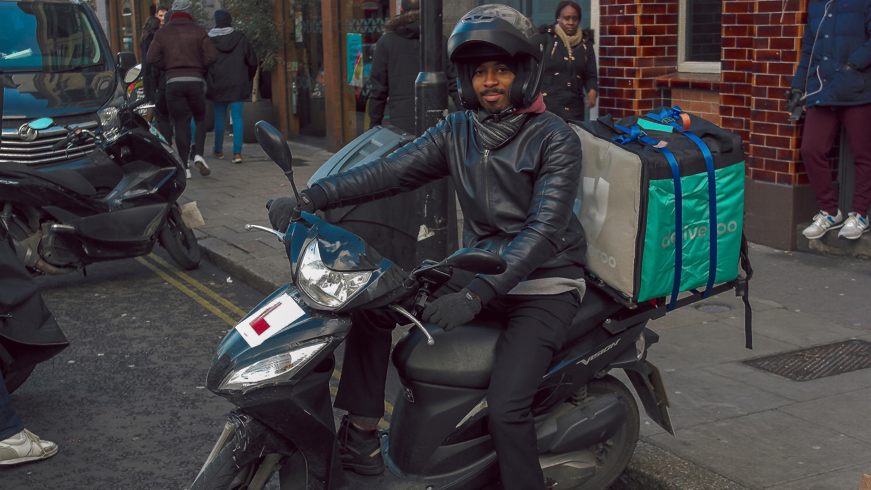Daniel | Honda Vision Scooter