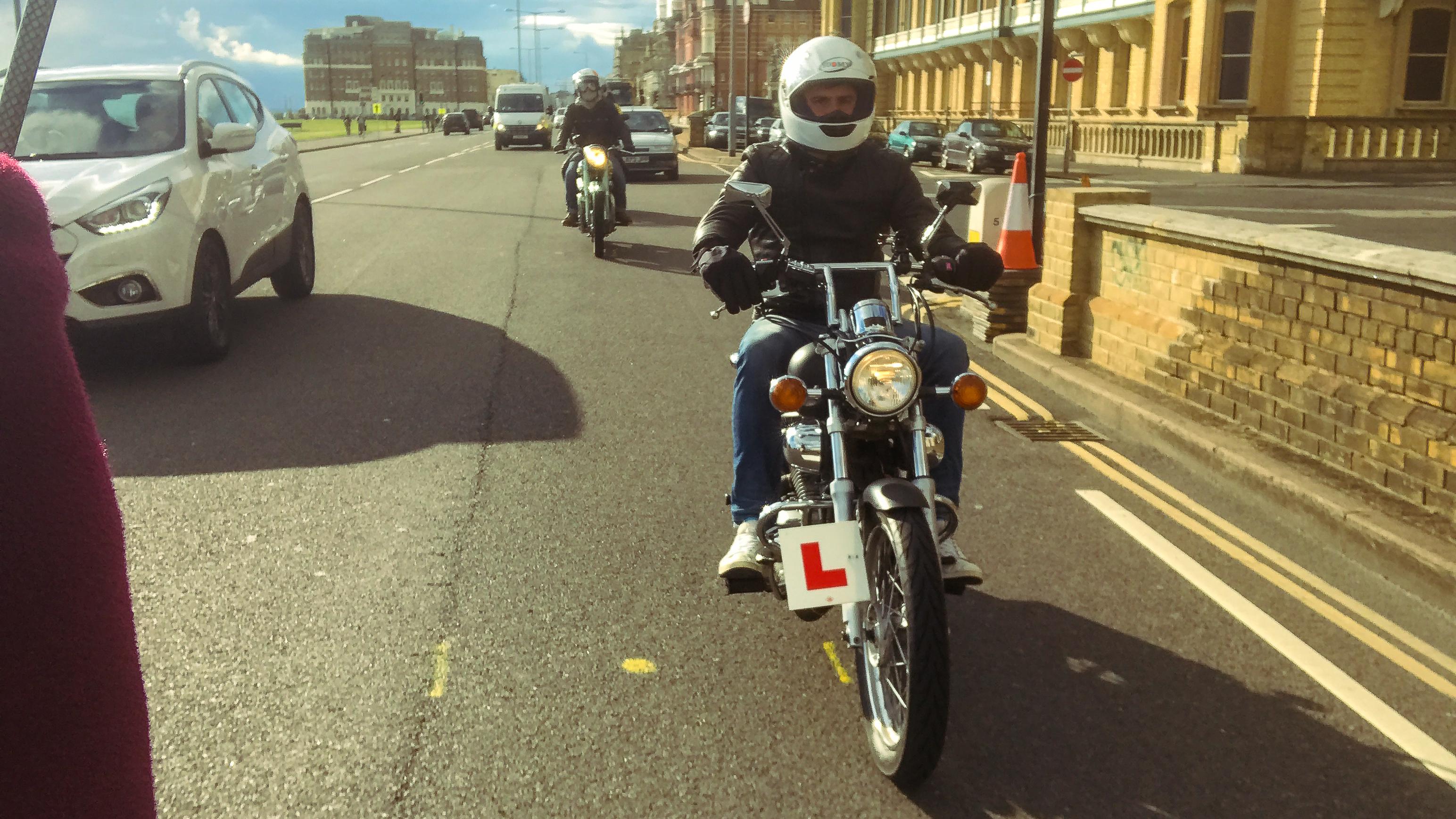 George | Yamaha XV 125cc