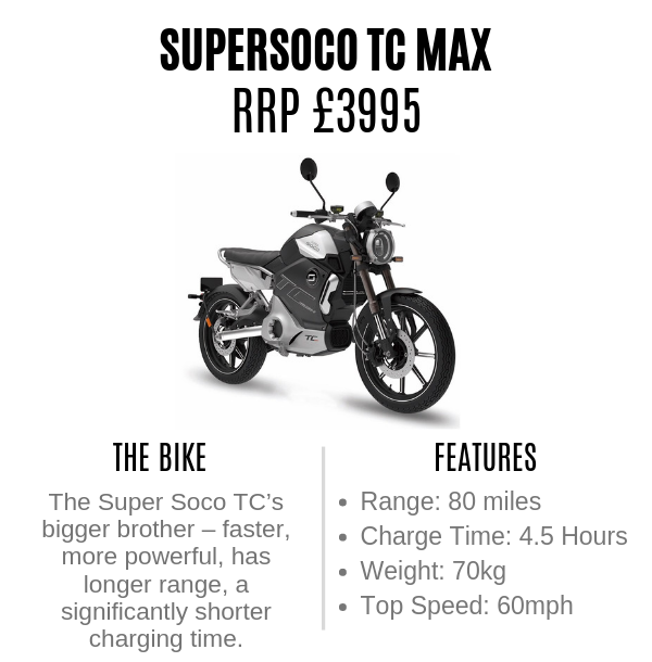 supersoco tc max