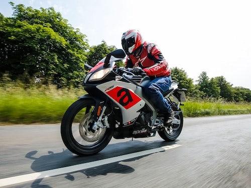 Aprilia RS125 street rider