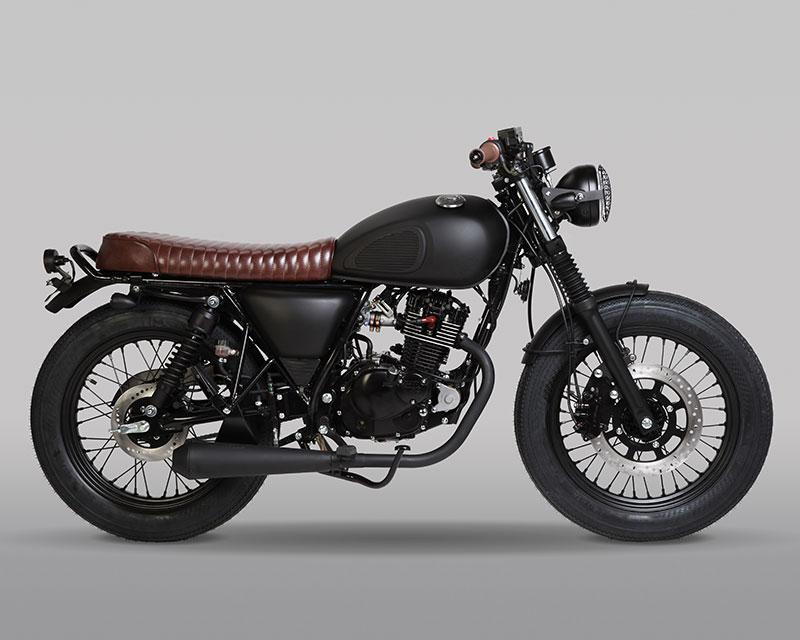Mutt Motorcycles Mongrel 125cc
