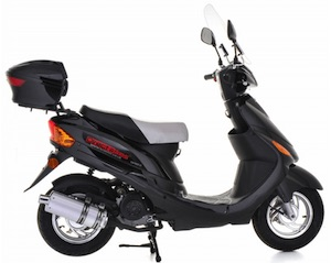 Direct Bikes - 50cc 'Sports Scooter'