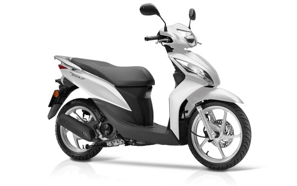 50cc scooters - Honda Vision