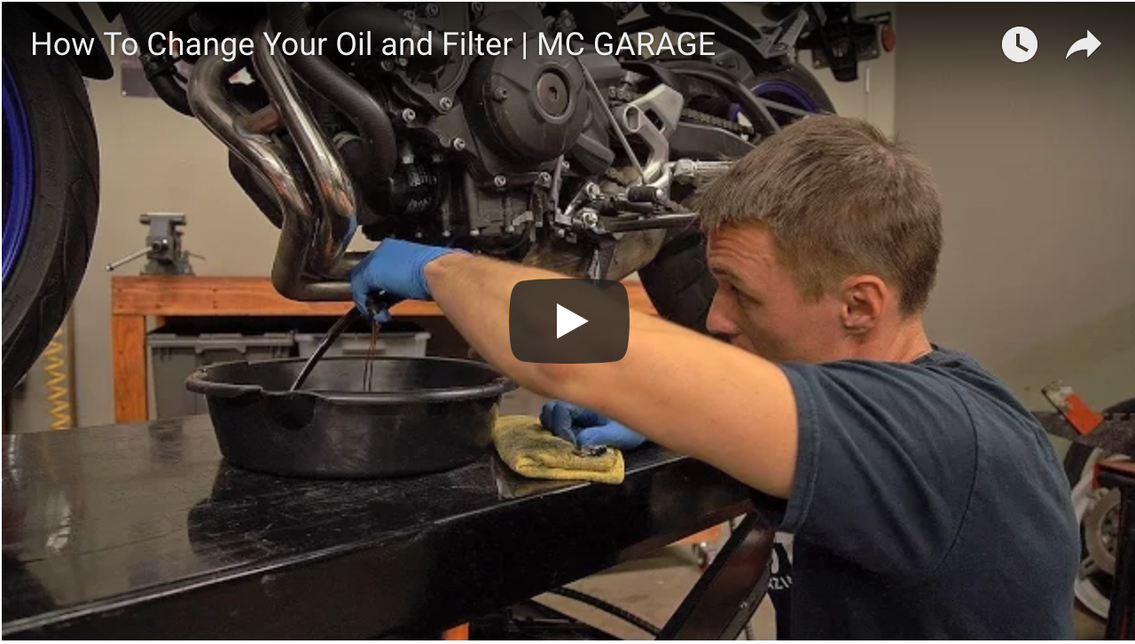 Top motorcycle maintenance tips