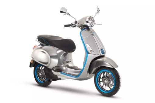 The Vespa Ellectrica 50
